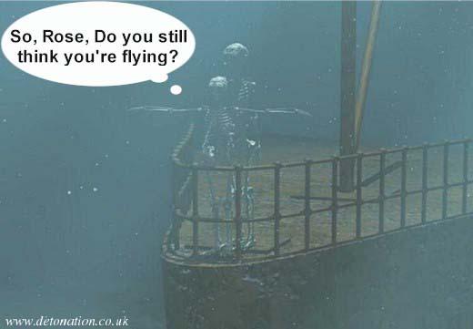 Titanic Verarsche